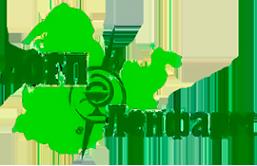 Логотип компании Ленфарм